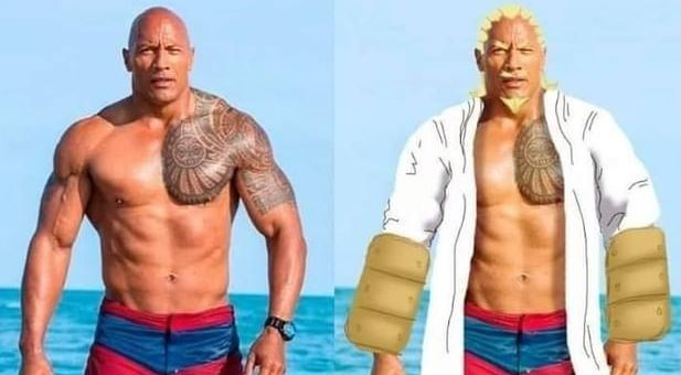 Would Dwayne Johnson 'The Rock' Be The Best Fourth Raikage?