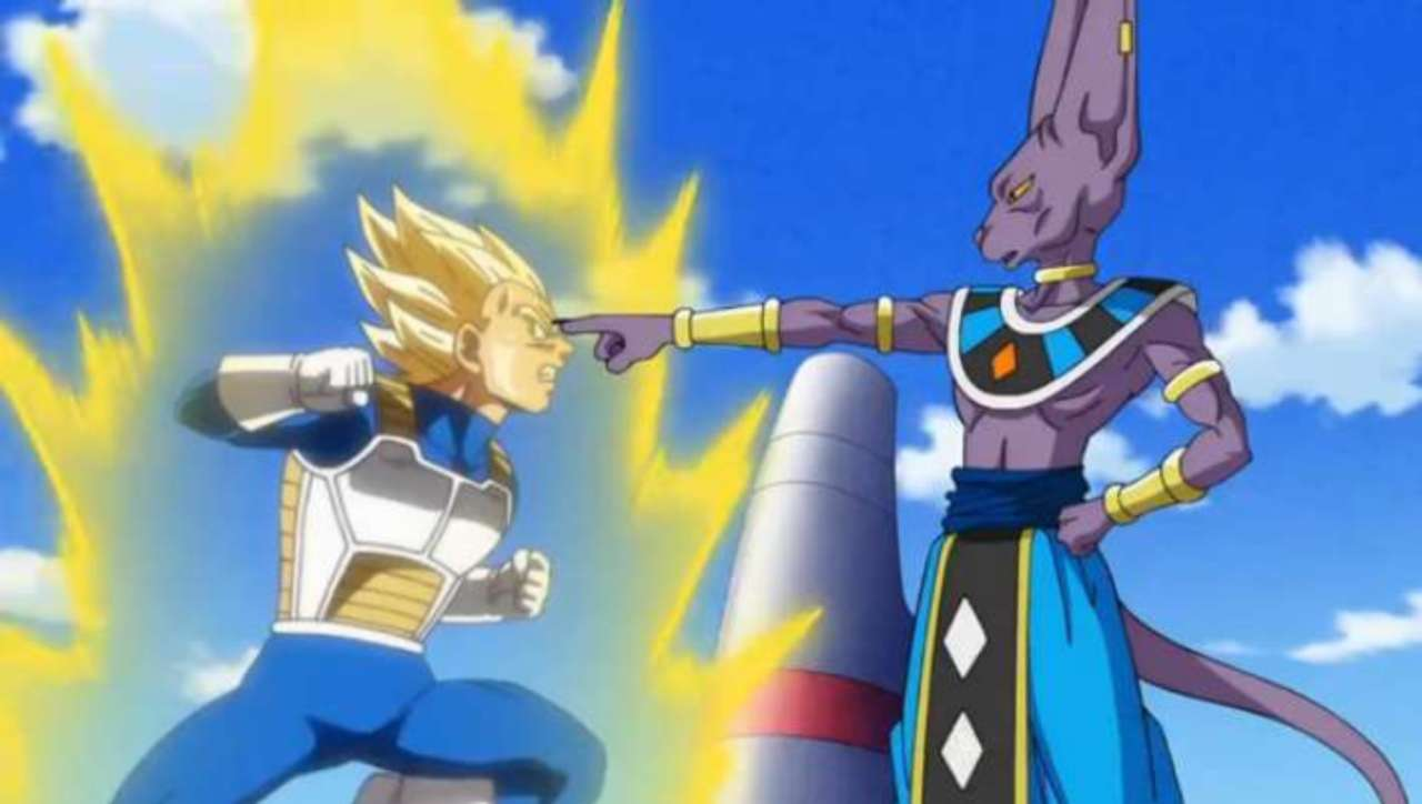 Dragon Ball Super Manga Confirms Beerus To Train Vegeta