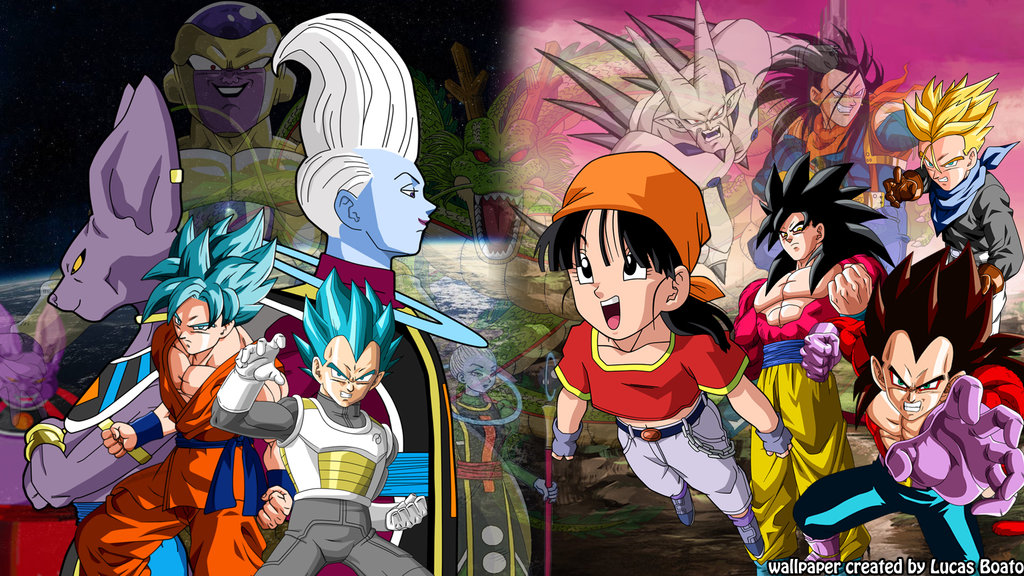 Dragon Ball Super Chapter 68: Manga Rips-Off Dragon Ball GT