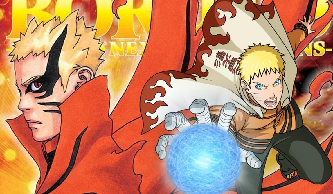 Official Boruto Manga Chapter 55 Promo Hints Naruto's Grim Fate