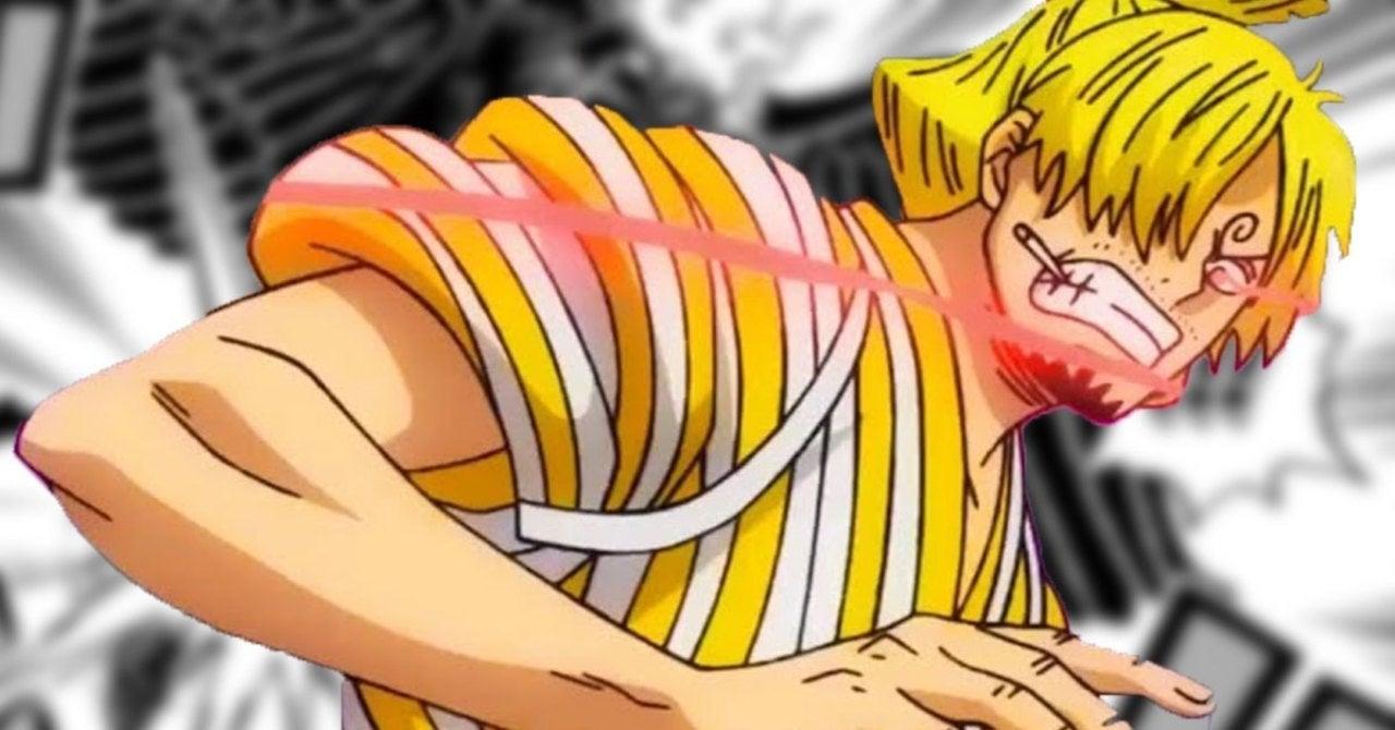 Is The One Piece Manga Nerfing Sanji?