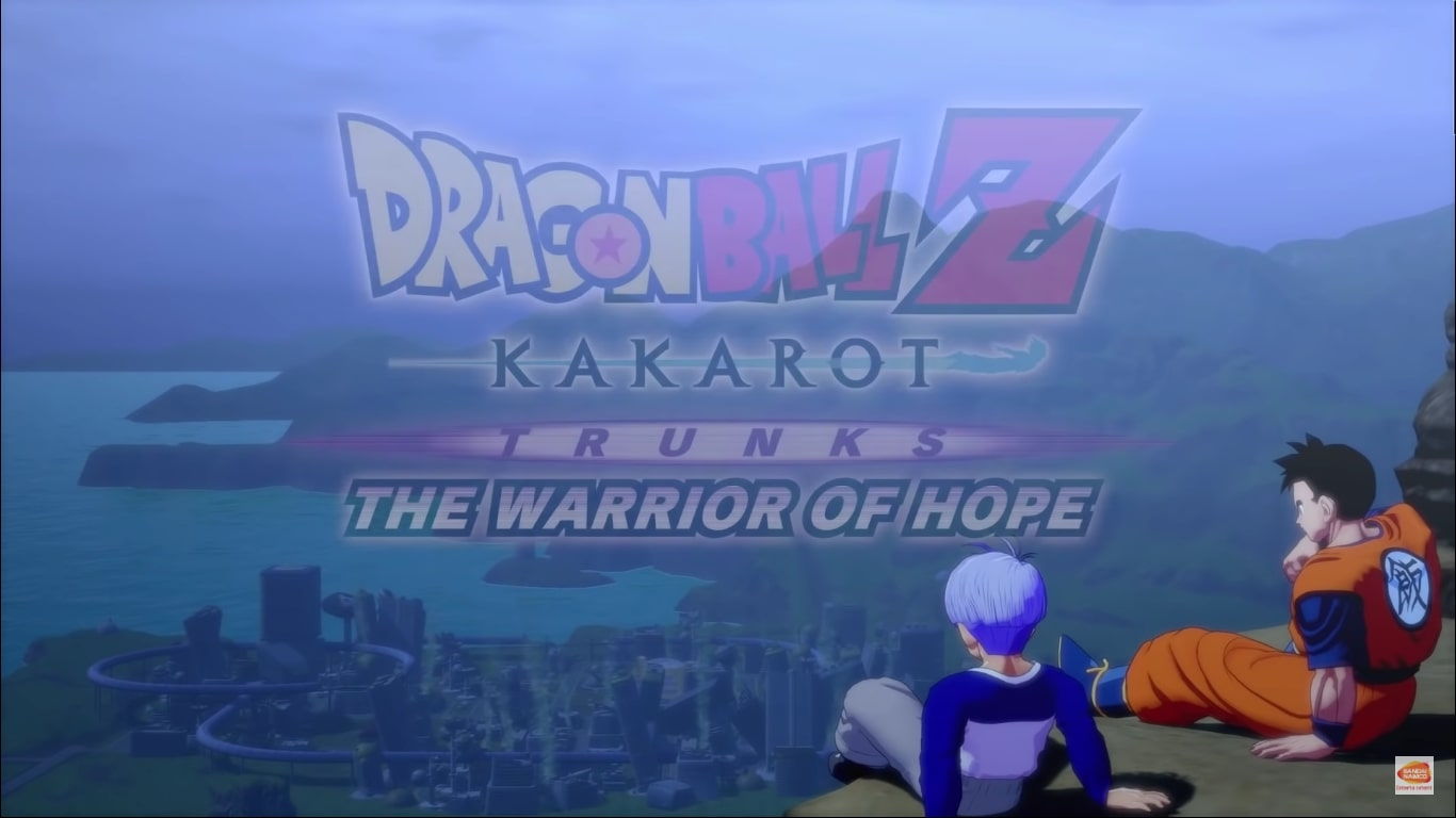 Dragon Ball Z: Kakarot - Future Gohan & Trunks DLC Release Date
