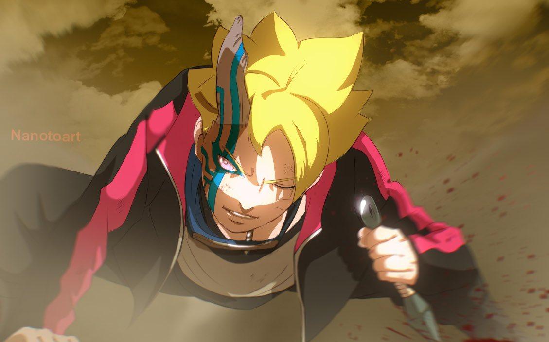 """What Will Momoshiki/Boruto """"BoruShiki"""" Voice Sound Like In The Anime?"""