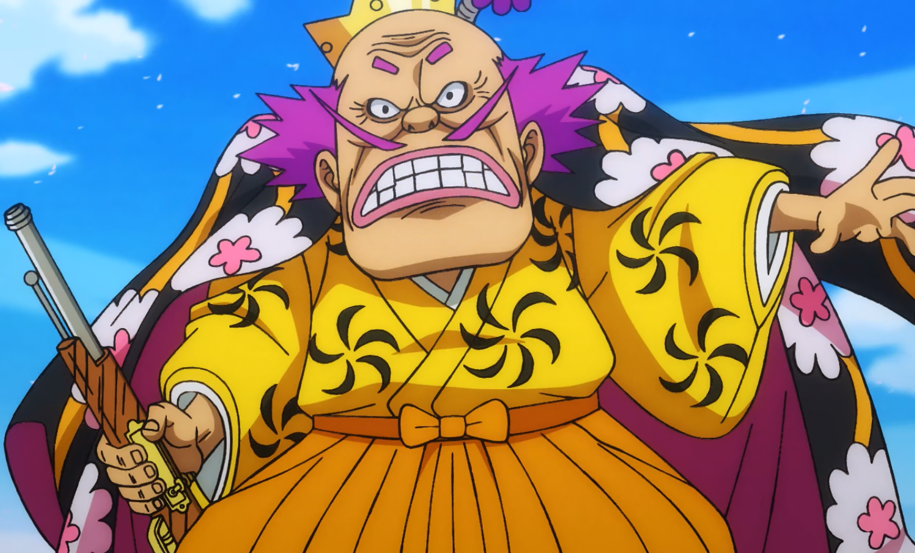One Piece: How Did Kurozumi Orochi Survive? Devil Fruit Theory
