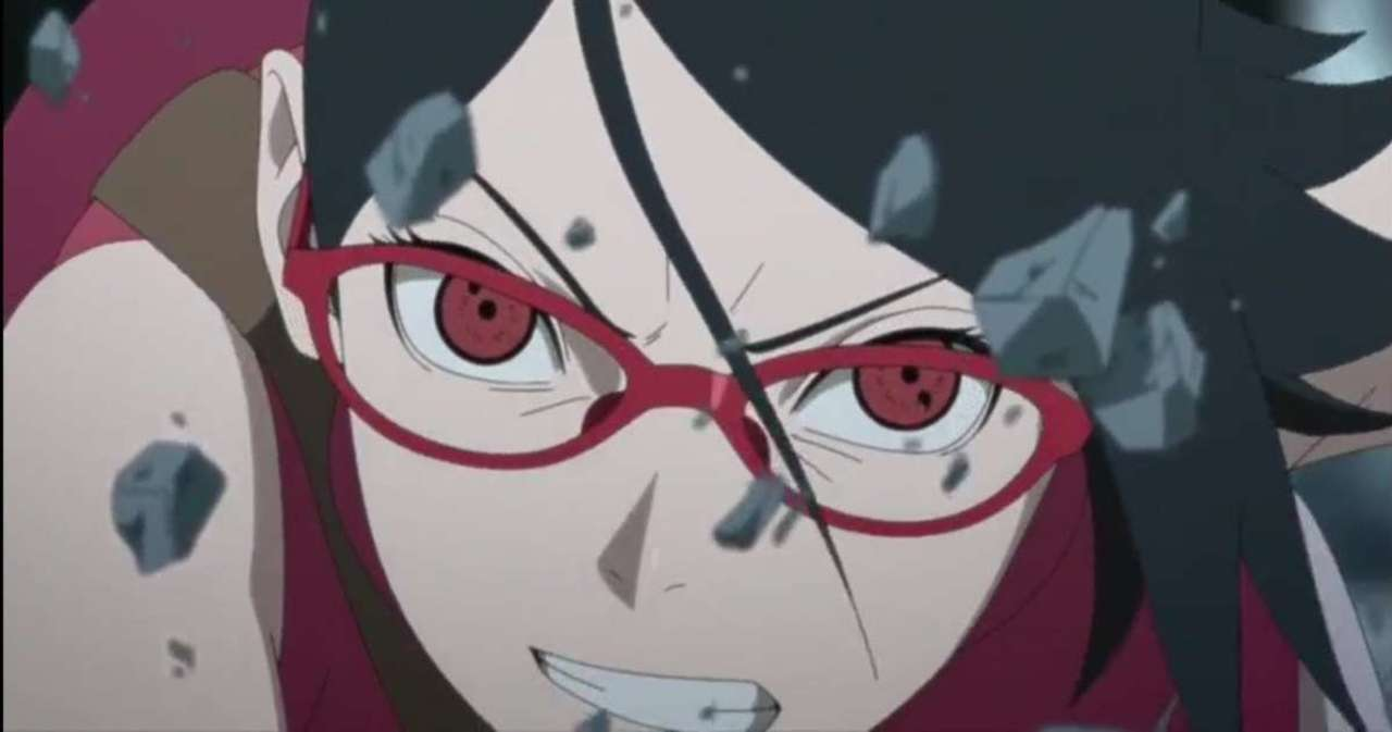 Three Reasons Why Sarada Is The Worst Uchiha Ever