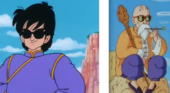 Young Roshi Should Be A Playable Character In Dragon Ball Games