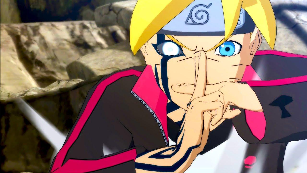 Why Naruto To Boruto: Shinobi Striker's - Karma Boruto Is The Best DLC