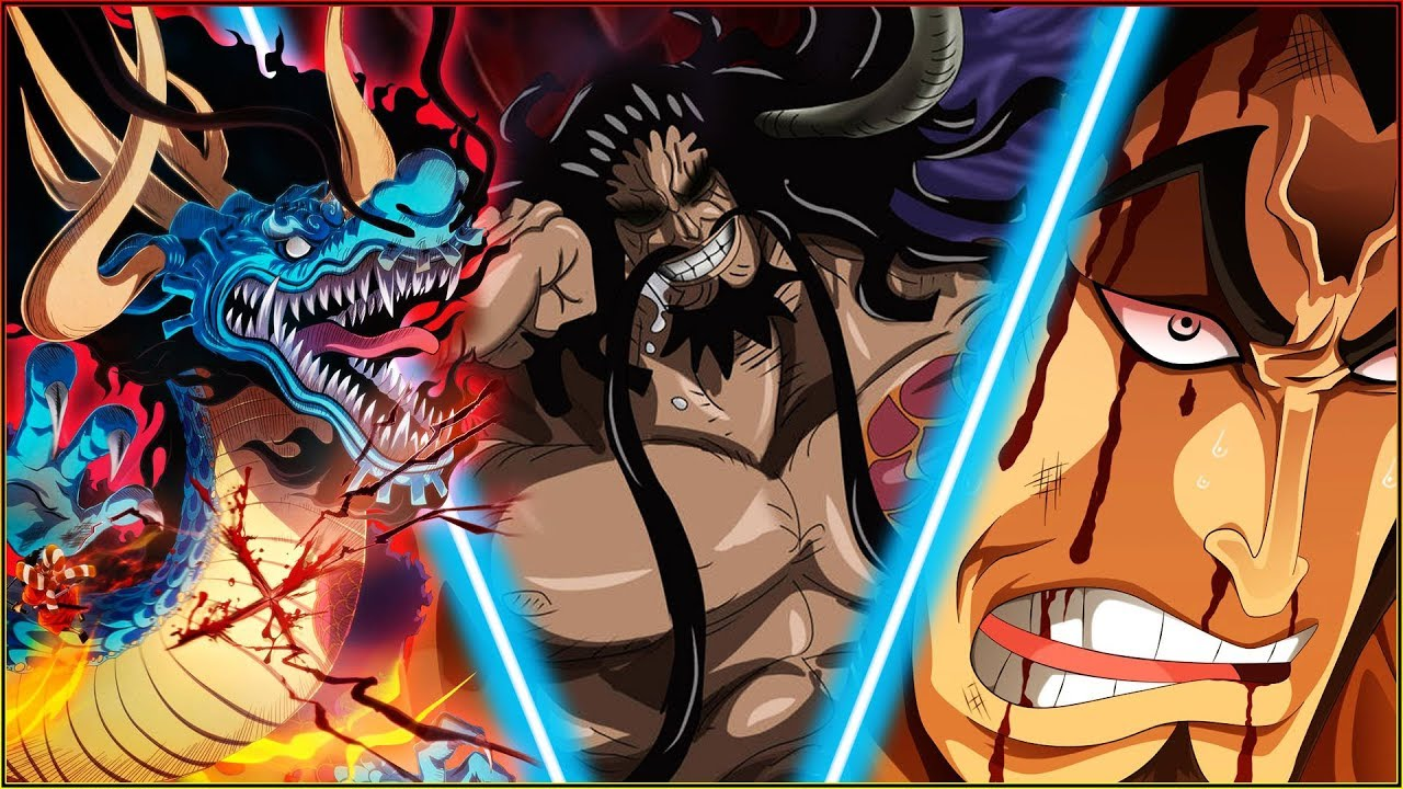 One Piece Manga Chapter 1008: Truth About Oden & Kaido's Hybrid Form