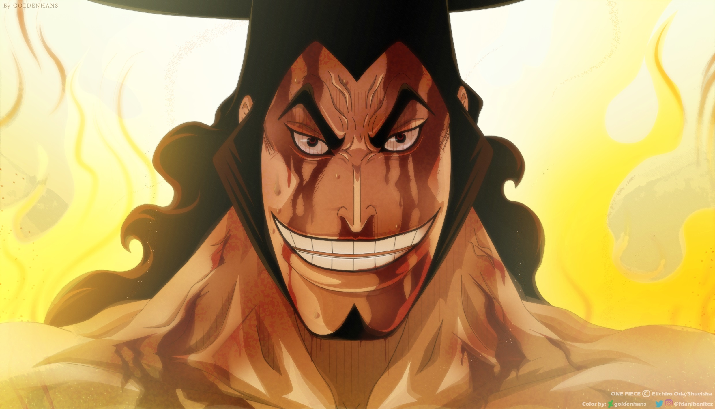 One Piece Chapter 1007: Leaked Manga Reveal Oden Has Returned!