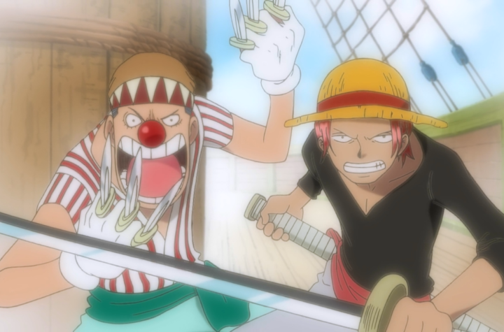 One Piece: Will Buggy & Shanks Ever Reach Raftel?