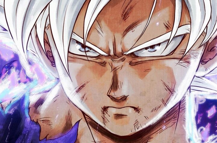 DBS Manga Reveals Goku Doesn't Need To Transform Into Ultra Instinct