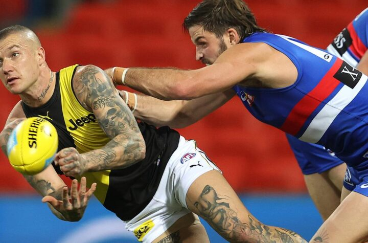 SuperCoach: Is It Time To Trade Away Dustin Martin & Josh Dunkley?