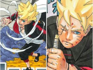 "Naruto Manga Illustrator Shares Thoughts On ""Freeloader"" Boruto Fans"