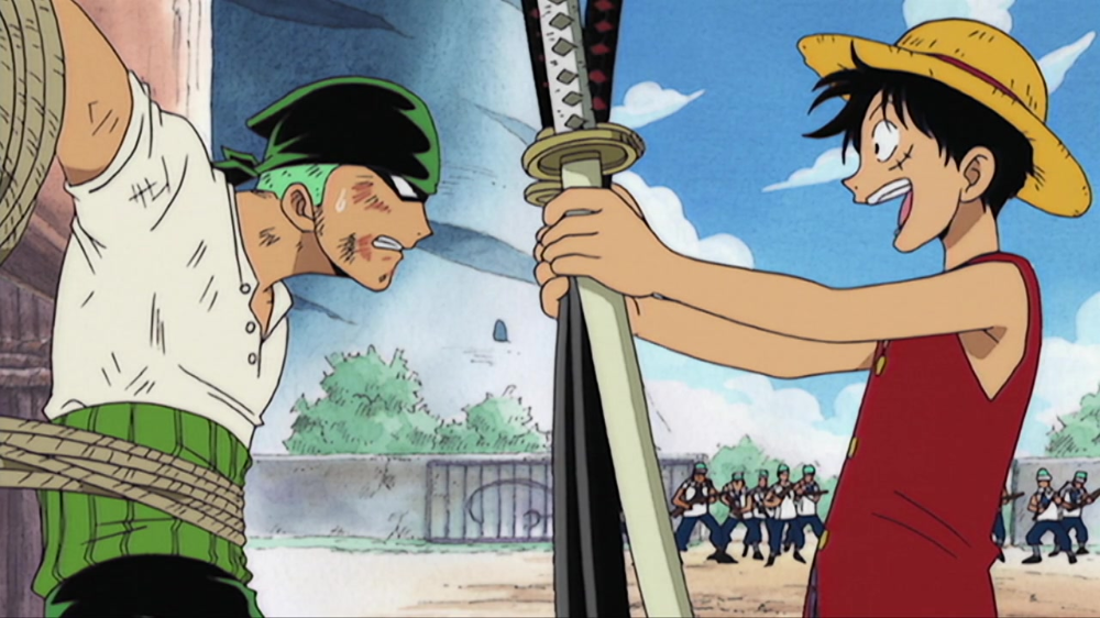 Where Would The Straw Hat Pirate Members Be Without Luffy?