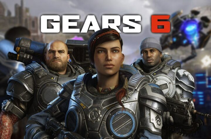 Gears Of War Actor Talks About The Possibility Of Gears Of War 6