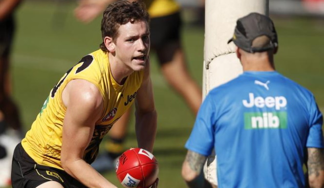 SuperCoach: Is Riley Collier-Dawkins Too Risky To Trade-In?