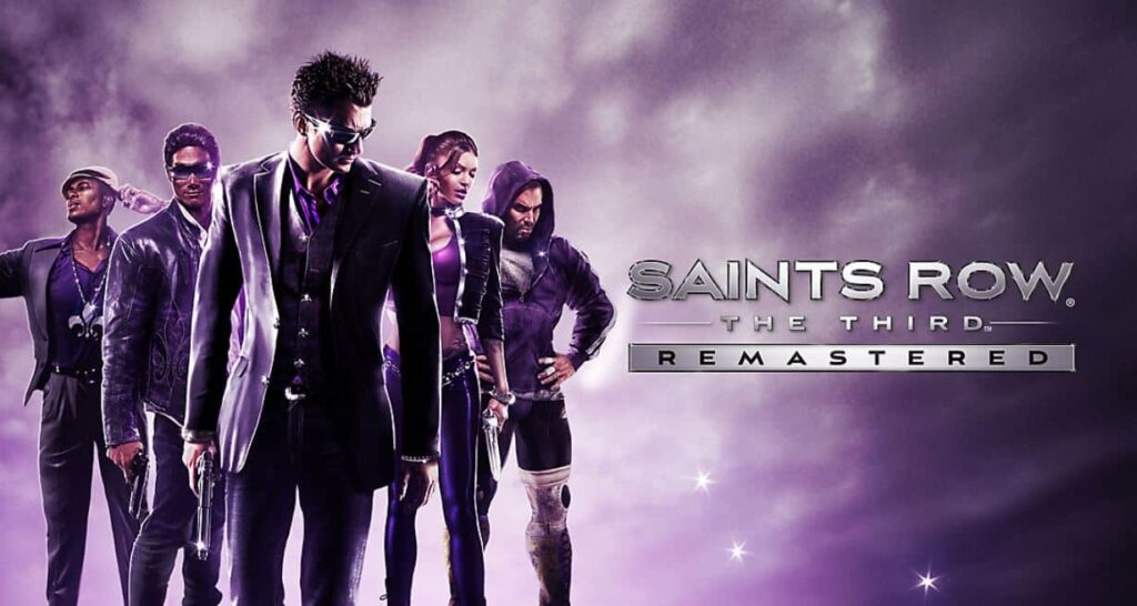 Saints Row: The Third Remastered- Coming to PS5 & Xbox Series X/S