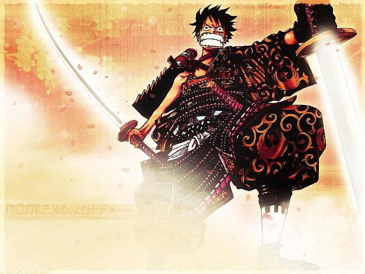 One Piece Manga Chapter 1015: Monkey D. Luffy Is Saved!