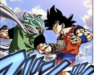 Dragon Ball Super Chapter 73: Spoilers & Leaked Manga -Goku & Granola