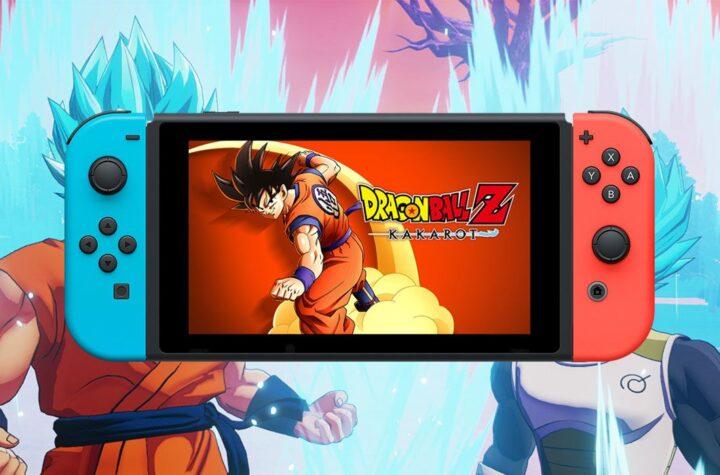 Dragon Ball Z: Kakarot & A New Power Awakens On Nintendo Switch