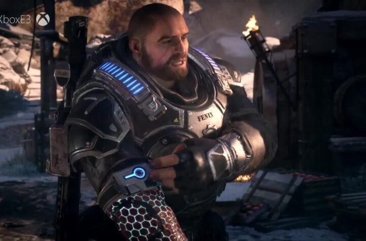 Voice Actor Gives Us Updates On More Gears 5 DLC Content