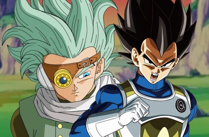 Dragon Ball Super Manga Chapter 74: Vegeta vs Granola