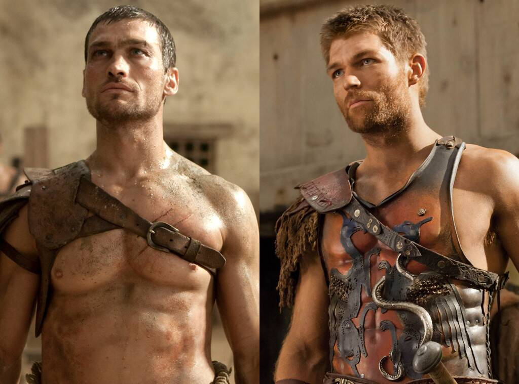 Spartacus: Liam McIntyre - What It Was Like Taking Over From Andy Whitfield