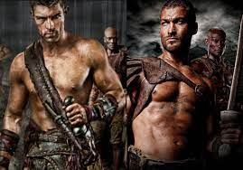 Spartacus Andy Whitfield Liam Mcintyre Box Set Images Liam Mcintyre Photo  Shared By Barri | Fans Share Images