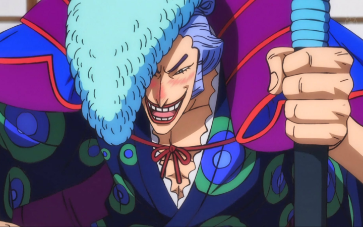 One Piece Episode 979: Kyoshiro Joins Luffy, Law & Kid