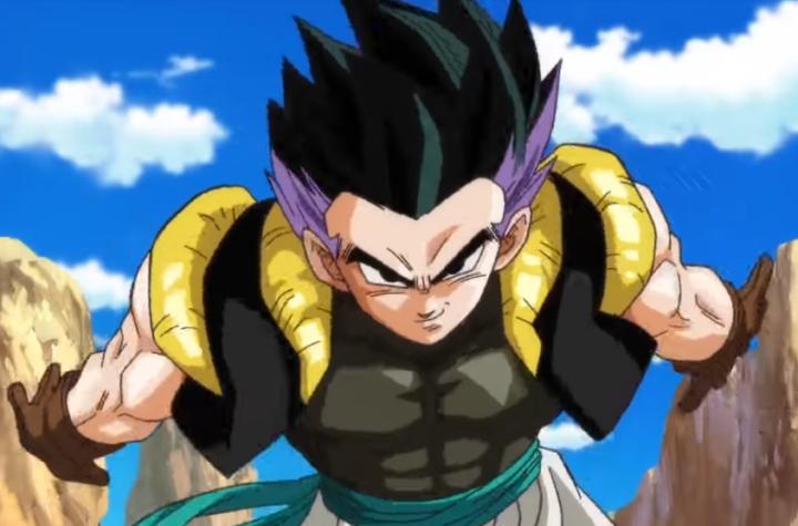 Dragon Ball Super: Super Hero - Teen Gotenks