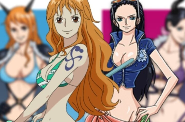 One Piece Logic: What Nami & Nico Robin Will Look Like Old