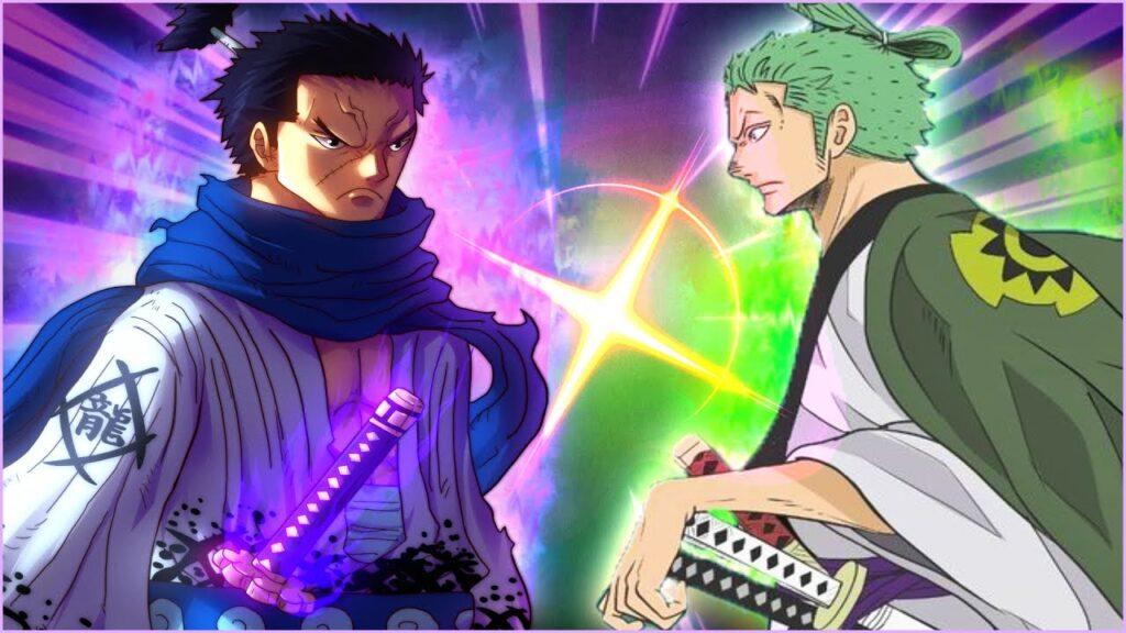 Is Roronora Zoro Releated To Shimotsuki Ushimaru & Rymua?