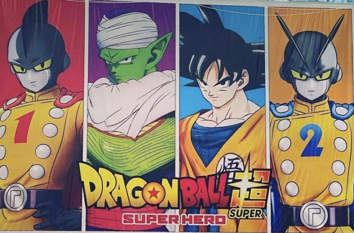 New York's Comic-Con Reveals Two New Dragon Ball Super Characters