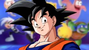Thaddeus Crews, a character designer and programmer working on Nickelodeon All-Star Brawl, addressed a question about Goku