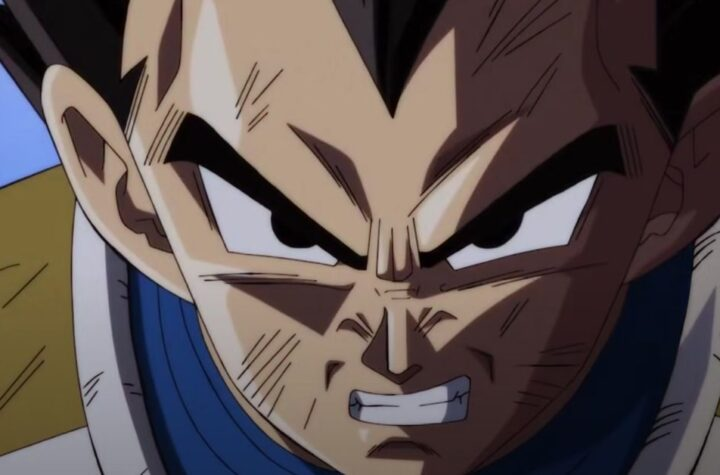 Dragon Ball Super Manga Shows Us What Vegeta's Final Words Are